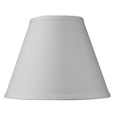 Home Concept Modern Classics 12'' Linen Empire Lamp Shade