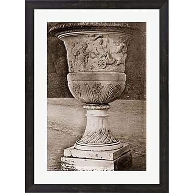 Evive Designs Versailles Urn I by Le Deley Framed Photographic Print