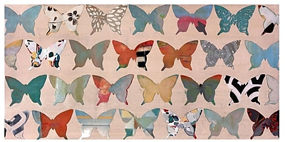 Evive Designs Butterfly by Jodi Fuchs Graphic Art