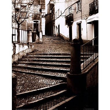 Evive Designs Stairs of Venice by Stephen Mitchell Photographic Print