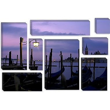 iCanvas 'Nights of Italy' by Dan Ballard Photographic Print on Canvas; 26'' H x 40'' W x 0.75'' D