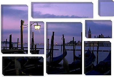 iCanvas 'Nights of Italy' by Dan Ballard Photographic Print on Canvas; 40'' H x 60'' W x 1.5'' D