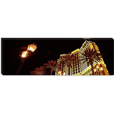 iCanvas Panoramic 'The Strip, Las Vegas, Nevada' Photographic Print on Canvas