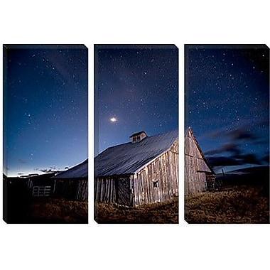 iCanvas 'Painted Barn' by Dan Ballard Photographic Print on Canvas; 12'' H x 18'' W x 0.75'' D