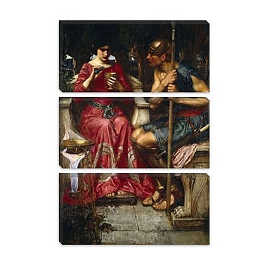 iCanvas 'Jason and Medea' by John William Waterhouse Painting Print on Canvas