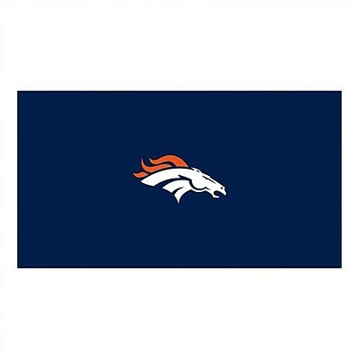 Imperial International NFL Team Logo Billiard Table Cloth; Denver Broncos