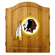 Imperial NFL Team Logo Complete Dart Cabinet Set; Washington Redskins