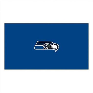 Imperial NFL Team Logo Billiard Table Cloth; Seattle Seahawks