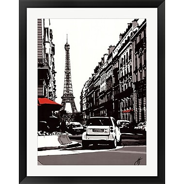 Evive Designs Paris II by Jo Fairbrother Framed Photographic Print