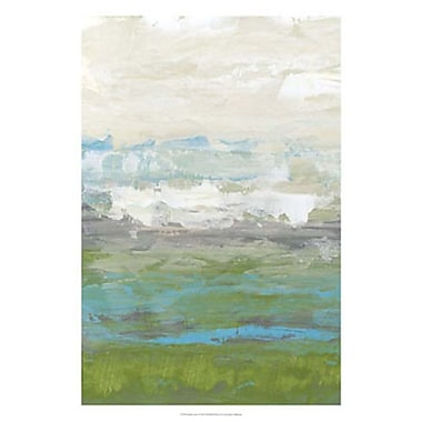 Evive Designs Heather Seas I by Jennifer Goldberger Painting Print