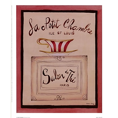 Evive Designs La Petit Chambre by Katharine Gracey Vintage Advertisement