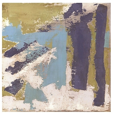 Evive Designs Chelsea Abstract II by Megan Meagher Painting Print