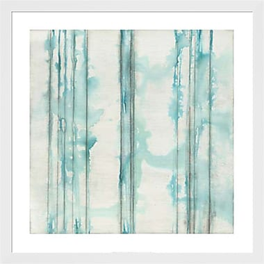 Evive Designs Visible Sound II by Jennifer Goldberger Framed Painting Print