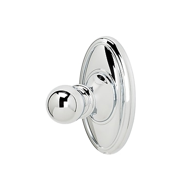 Alno Classic Traditional Wall Mounted Robe Hook; Polished Antique