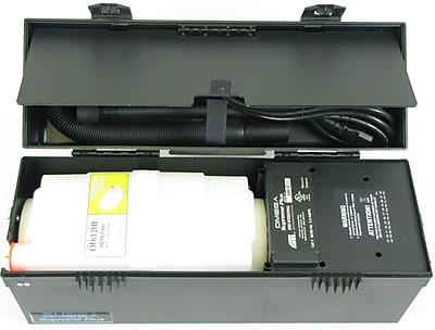 Atrix™ VACOMEGASCT Omega Supreme Vacuum With HEPA Filter, Black