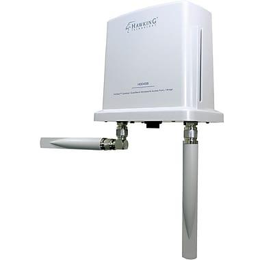 Hawking® HOD45B Hi-Gain Dual Band Wireless N Access Point, 2.4 GHz