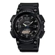 Casio® AQS810W Solar Analog/Digital Wrist Watches