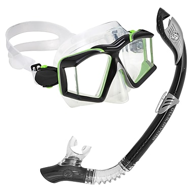 Aqua Lung® U.S. Divers® Sideveiw Paradise LX Snorkel Set