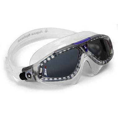 Aqua Lung® Aqua Sphere® Seal XP™ Mask With Smoke Lens, Translucent/Blue