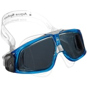 Aqua Lung® Aqua Sphere® Seal 2.0® Mask With Smoke Lens, Translucent/Blue