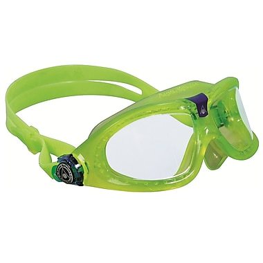Aqua Lung® Aqua Sphere® Seal Kid Ladies Goggle With Clear Lens, Lime