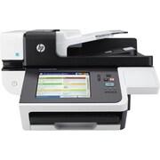 HP Digital Sender Flow 8500 Fn1 Document Capture Workstation - Document Scanner - L2719A#B1K - Black/White