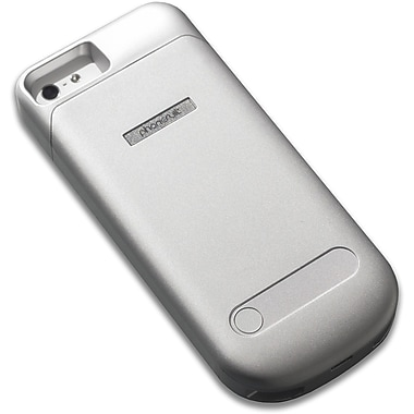 PhoneSuit® Elite Battery Case For iPhone 5/5S, Ice Silver