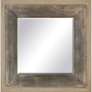 Paragon Contemporary Aged Mirror