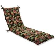 Pillow Perfect Vagabond Outdoor Sunbrella Chaise Lounge Cushion