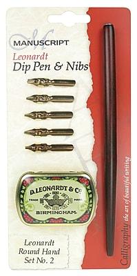 Manuscript Leonardt Calligraphy Dip Pen Set