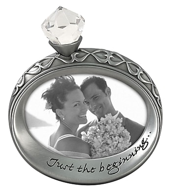 Malden Diamond Ring Picture Frame