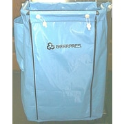 Geerpres Anti Bacterial Vinyl Replacement Bag for Escort Rx Cart