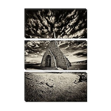 iCanvas 'Hell's Church' by Sebastien Lory Photographic Print on Canvas; 26'' H x 18'' W x 0.75'' D