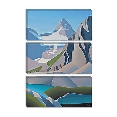 iCanvas 'Assiniboine' by Ron Parker Graphic Art on Canvas; 26'' H x 18'' W x 1.5'' D