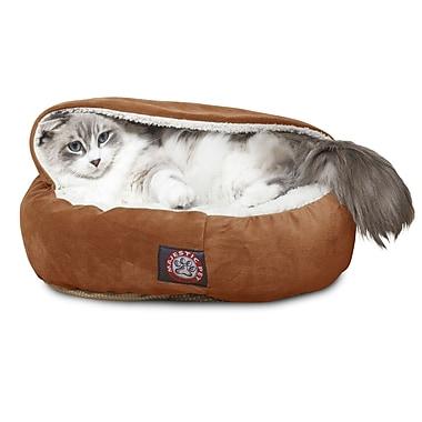 Majestic Pet Hannah Pet Bed; Rust