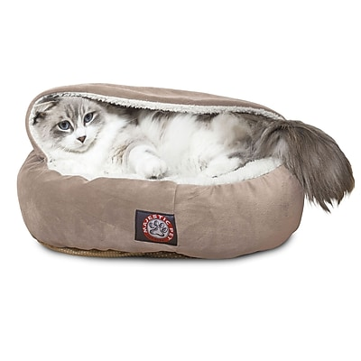 Majestic Pet Hannah Pet Bed; Stone