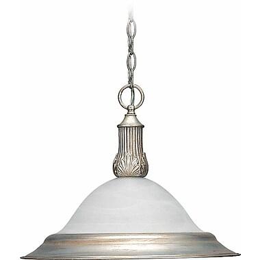 Volume Lighting Caesarea 1-Light Inverted Pendant