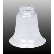 Volume Lighting 5'' Glass Bell Pendant Shade