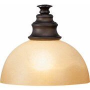 Volume Lighting 7.25'' Glass Bowl Pendant Shade