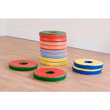 Kalokids Donut Kids Floor Cushion (Set of 12)
