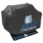 Mr. Bar-B-Q NCAA Grill Cover - Fits up to 65''; University of Connecticut Huskies
