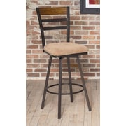 Largo Tempo Bar Stool; 30''