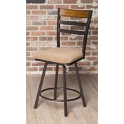 Largo Tempo Bar Stool; 24''
