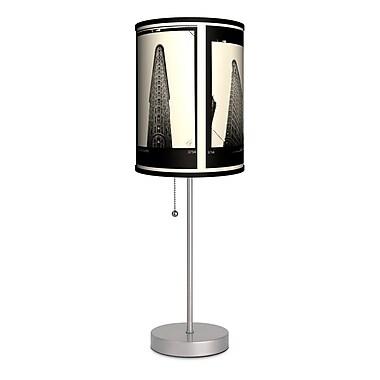 Lamp-In-A-Box Artist Michael Mandolfo ''Flatiron Building'' 20'' Table Lamp