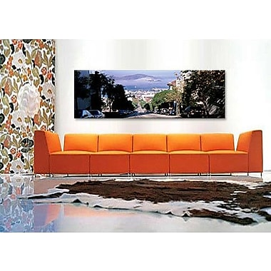 iCanvas Panoramic Street Scene, San Francisco, California Photographic Print on Wrapped Canvas