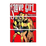 iCanvas Posters Slave Girl (Princess) Comics Vintage Advertisement on Canvas