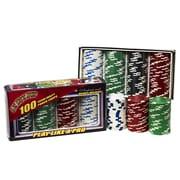 Las Vegas Style Ace / Jack Poker Chip