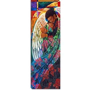 iCanvas ''Summer'' by Keith Mallett Graphic Art on Wrapped Canvas; 48'' H x 16'' W x 1.5'' D