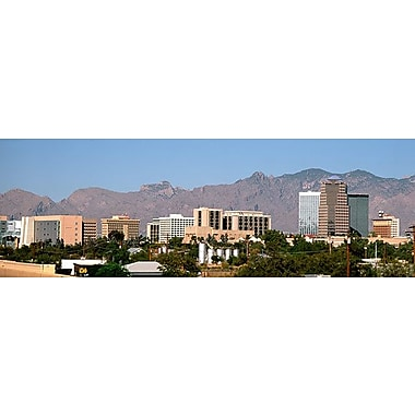 iCanvas Panoramic Tucson Arizona Photographic Print on Wrapped Canvas; 30'' H x 90'' W x 1.5'' D