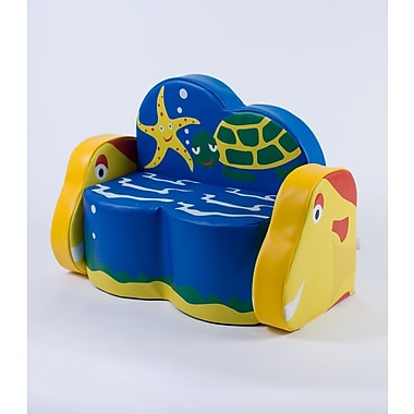 Kalokids Ocean Life Kids Novelty Chair
